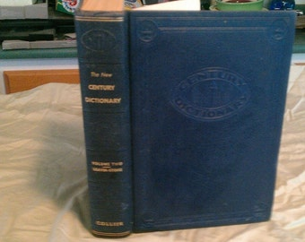 The Century Dictionary Volume 2