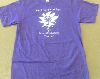 Occupational Therapy Organic T-Shirt