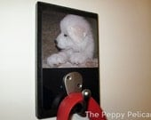 CUSTOM PET LEASH Hook - Add Your Pet Photo To Our Leash Hanger