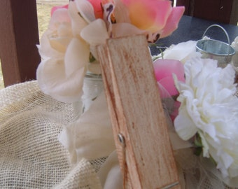Set of 2 Extra Large Clothespins