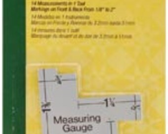 Measuring Gauge, Sewing Notion, Dritz Quilting