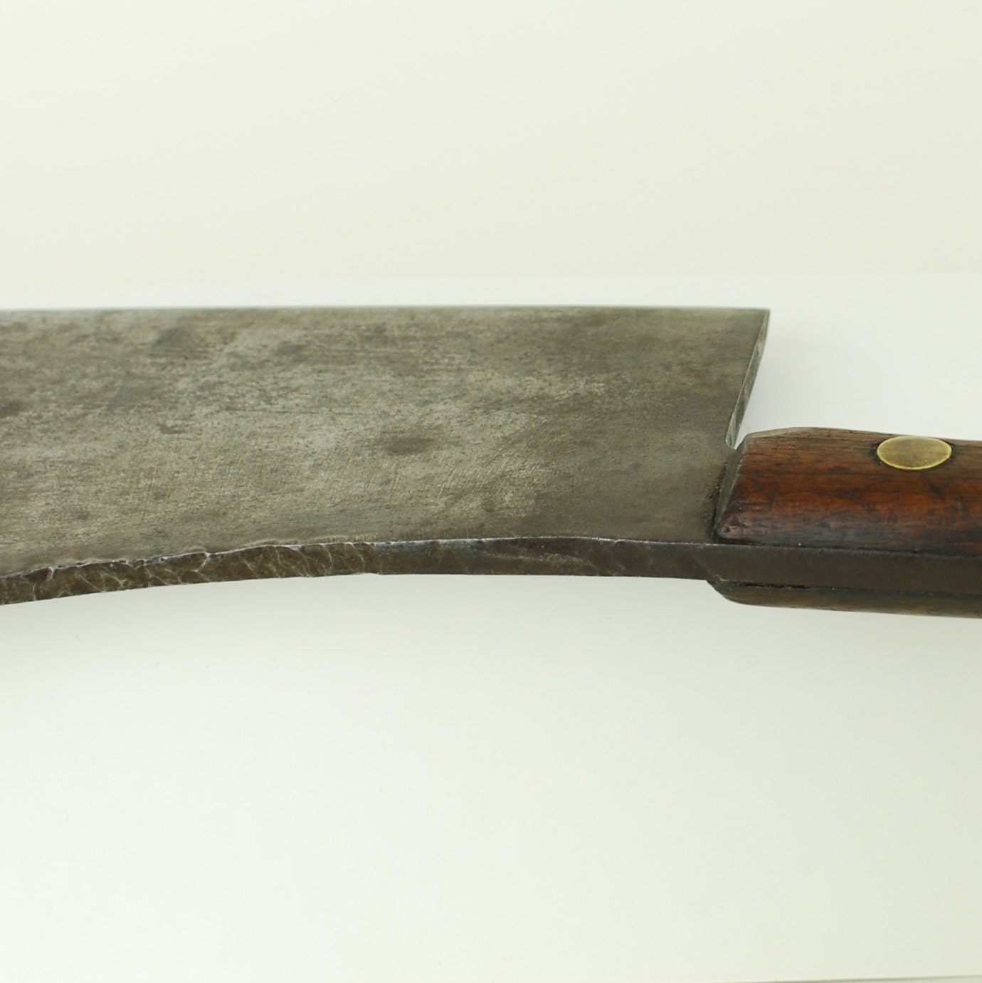 Cleaver 2001: Anybody Out There A Fan Of Vintage Meat Cleavers Or Lamb