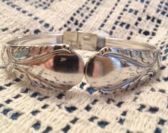 Avalon/Cabin 1936 Silverware Bracelet