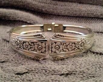 Fortune 1939 Silverware Bracelet