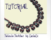 Beading Tutorial DOWNLOAD - Natascha Necklace with Super Duo