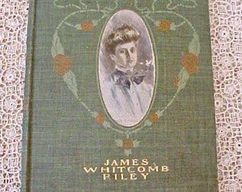 """Lovely 1902 Book:  """"An Old Sweetheart of Mine"""" by James Whitcomb Riley-Ills. Howard Chandler Christy"""