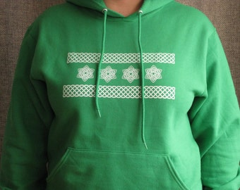 St. Patrick's Day/Celtic Chicago Hoodie/Sweatshirt