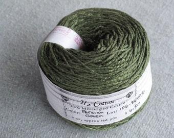 Persian Green 3/2 Mercerized Cotton (106)