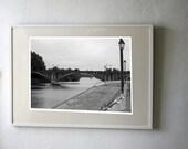 Bridge in France Fine Art Photography Print 100 x 70