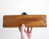 """4"""" x 9"""" Wood Box"""