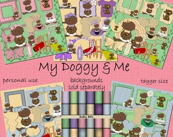 Baby Bitz My Doggy & Me black