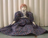 Little Women Character Doll - Meg
