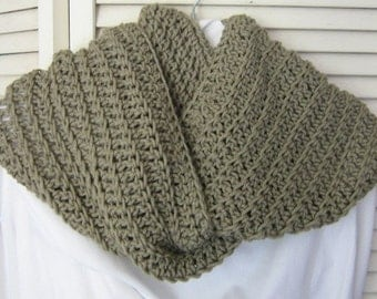"Infinity scarf-5 colors-10""x 60"""