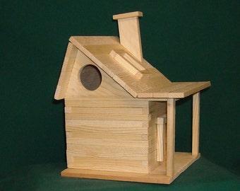 Birdhouse kit etsy country house bird house kit solutioingenieria Images