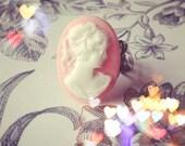 Marie Antoinette Cameo Ring