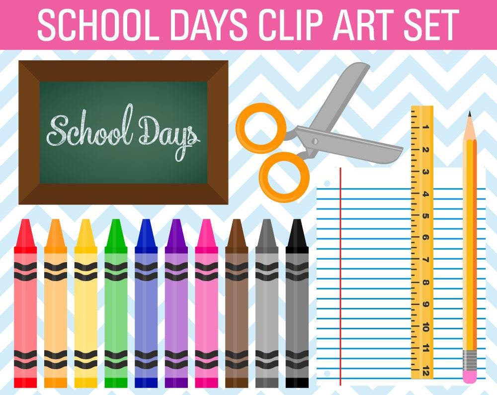 clipart school days - photo #34