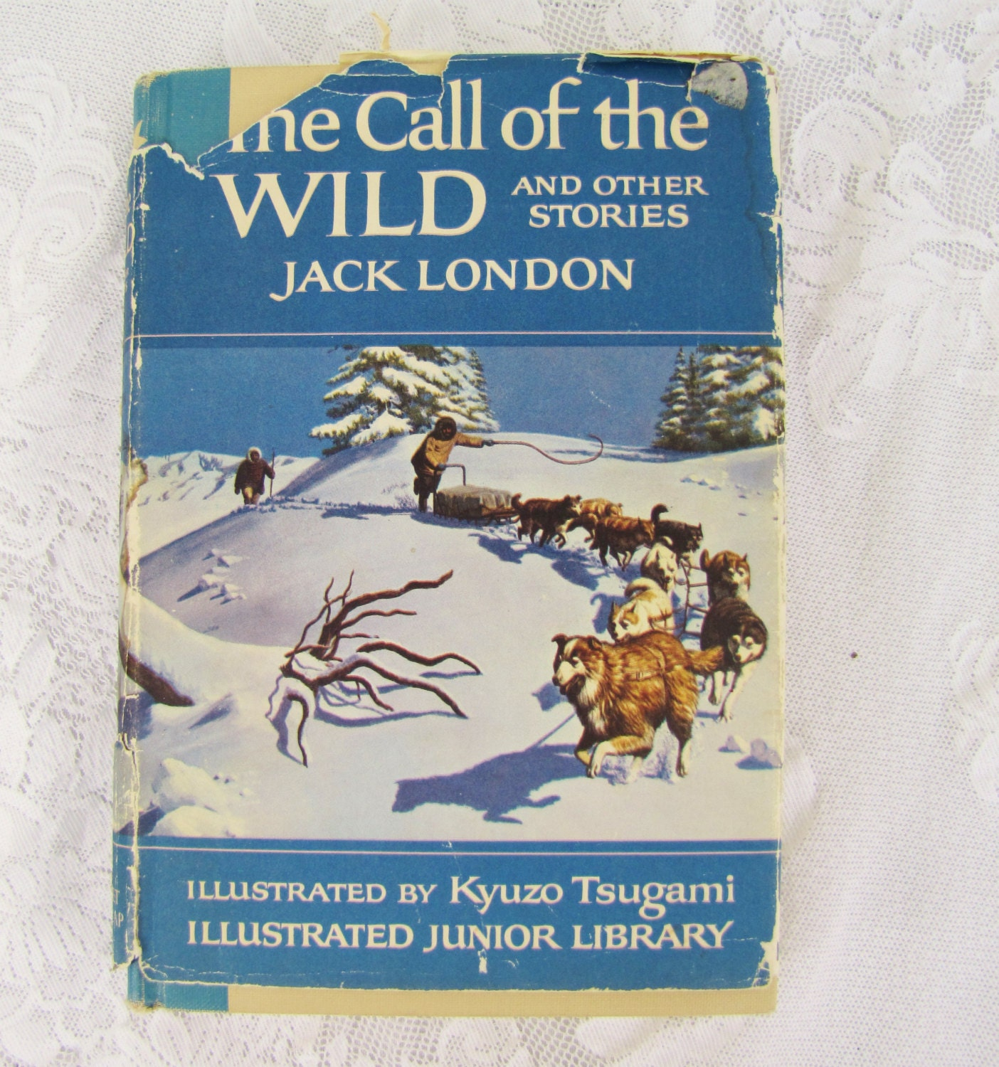 the call of the wild story One of literature's most popular and exciting adventure stories, the call of the wild will enrich the reading experience of youngsters.