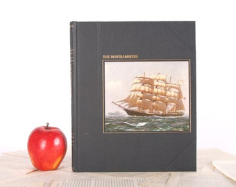 IPAD Cover- Tablet Case made from a Book- The Windjammers