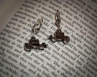 Jane Austen Georgian Regnecy Style Carriage Earrings