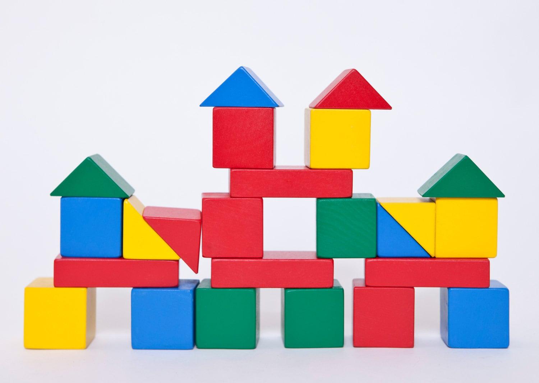 Colored Wood Blocks ~ Melissa doug piece wood blocks hot girls wallpaper