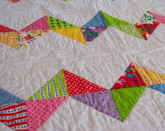 Baby Toddler Contemporary Quilt