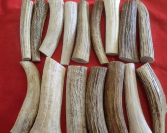 Elk Antler Dog Chews, Real Antler, Dogs just love these chews, long lasting, great price