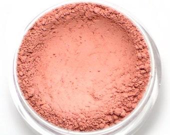 "Matte Light Pink Eyeshadow - ""Penelope"" - Vegan Mineral Eyeshadow Net Wt 2g Mineral Makeup Eye Color Pigment"