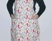 Chicken Apron fully lined  With 3 Pockets