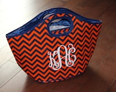 SALE - Game Day Tailgate Cooler Tote Monogrammed Personalized - More Colors