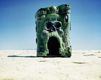 Castle Grayskull • Masters of the Universe He-Man • Photography Art Print