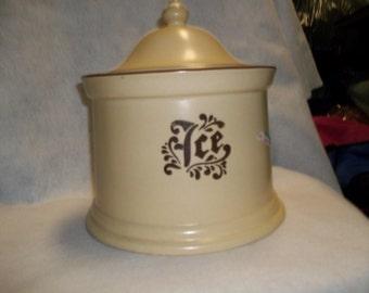 Vintage Ice Bucket