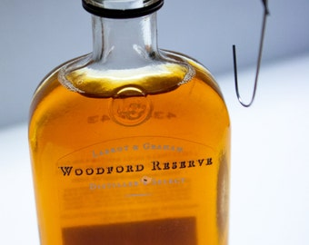 Woodford Reserve Ornament-- Woodford Reserve Bourbon Themed Christmas Tree Ornament.