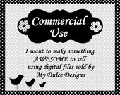 Commercial Use License from My Dulce Designs