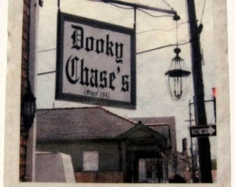 Dooky Chase's New Orleans Creole Restaurant Coaster