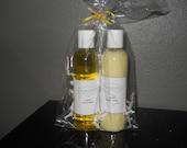 Moisturizing Body Wash (4 oz.) and Body Lotion (4 oz.) Gift Set