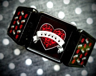 Tattooed Collection: Deadly bracelet