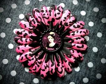Hardcore Cinderella hair flower