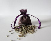 10 Lavender Sachets Mini Wedding Favors Sachets