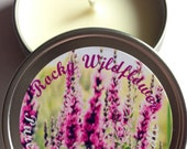 Lavender Lotion Candle