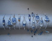 dutch blue beads bracelet you can choose one.Number 1 is out of stok