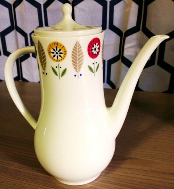 Bavaria Schirnding Tea, Coffee or Hot Chocolate pot
