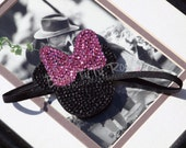 Sparkle Minnie Headband // by Born Tutu Rock
