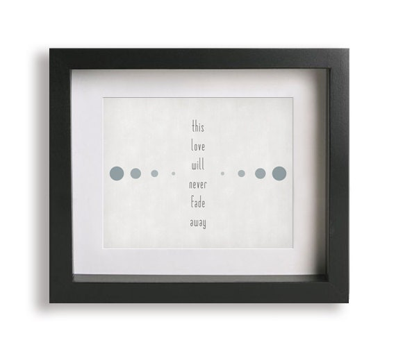 You Are The Best Thing / Ray LaMontagne - Music Lyric Art Print - husband gift, home decor, wall art, custom gift idea, wedding, anniversary