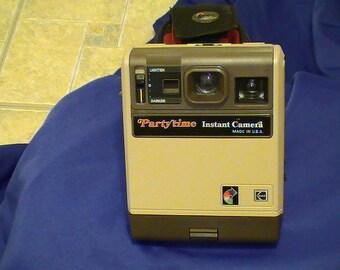 1980 Kodak instant camera