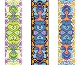 Kaleidoscope Dream bracelet - PDF pattern