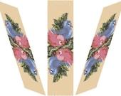 LOVE BIRDS Bracelet - PDF pattern