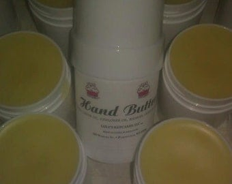All Natural Hand Butter