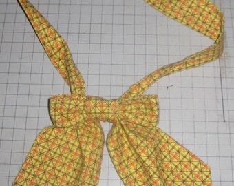 Civil War Victorian Mans Cravate
