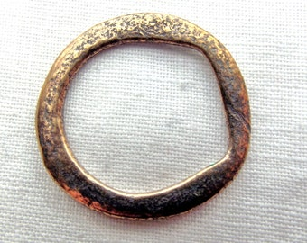 Bronze Celtic Rosary Ring