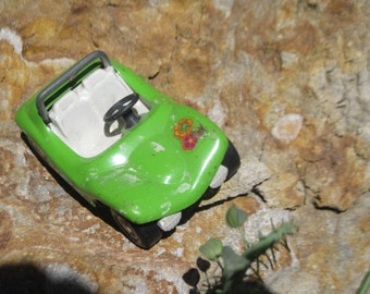 1970 s Small Green Dune Buggy / Not Included in coupon sale  :)